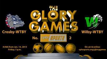 Glory Games No. 2 (08/26/16)