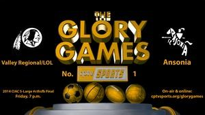 Glory Games No. 1 (09/02/16)