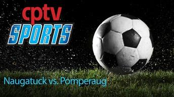 Boys High School Soccer Naugatuck v Pomperaug (10/3/15)