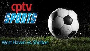 Boys High School Soccer SCC Champ West Haven v Shelton