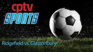 Girls Soccer CIAC Class LL Final Ridgefield v Glastonbury