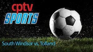 Girls Soccer South Windsor v Tolland (09/28/15)