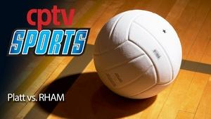 Girls Volleyball 2015 CIAC Class L Final Platt vs RHAM
