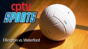 CIAC Girls Volleyball Class M Final Ellington vs Waterford