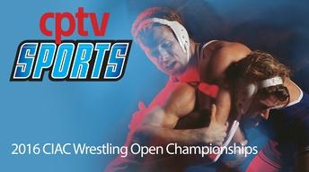 2016 CIAC Wrestling Open Championships (02/27/16)