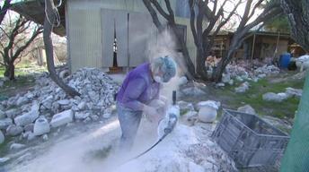 607: Alabaster Stone Carvers