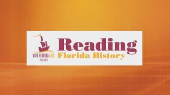 Reading Florida History Contest Winner: Aaron Brillant