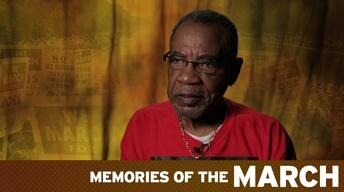 Memories of The March: Ulysses Brooks