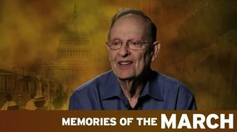 Memories of The March: John Hartman