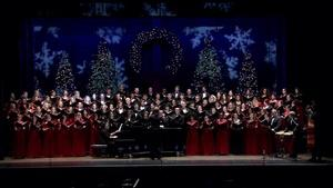 HOME FOR THE HOLIDAYS: FL Southern College Christmas Gala