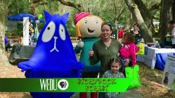 WEDU at Storybook Forest