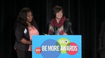 2017 WEDU Be More Encouraged Award
