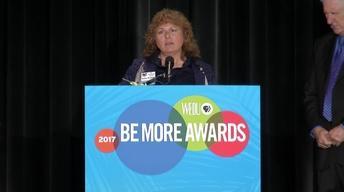 2017 WEDU Be More Entrepreneurial Award