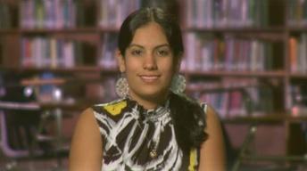 American Graduate: Annabel, Student