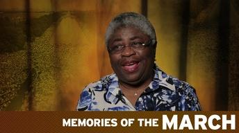 Memories of The March: Leola W. Butler