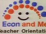 Econ and Me | Teacher Orientation