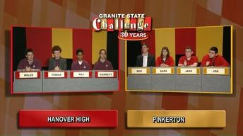 Pinkerton Academy Vs Hanover High School