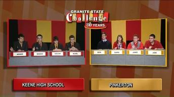 Pinkerton Academy Vs. Keene High School