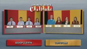 Bishop Guertin High School vs. Goffstown High School