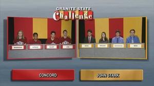 Concord High School Vs. John Stark Regional High School