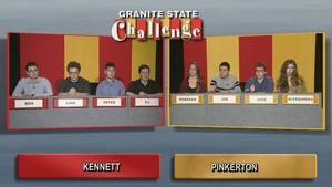 Pinkerton Academy Vs. Kennett High School