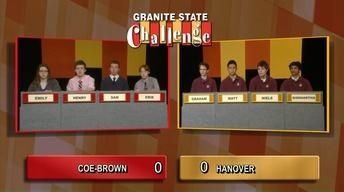Hanover High School Vs Coe Brown Northwood Academy