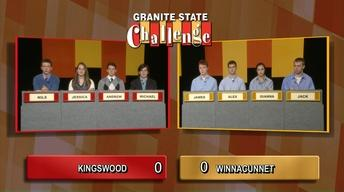 Kingswood Regional High School vs. Winnacunnet High School