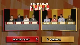 Mascoma Valley Regional Vs Pinkerton Academy