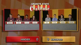 Hanover High School Vs Kingswood Regional