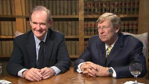 David Boies and Ted Olson Interview