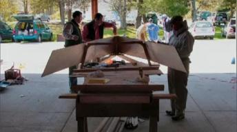 Boat Building; Just Rye Harbor; North Country Glass