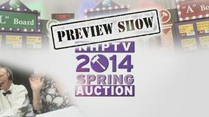 2014 NHPTV Spring Auction Preview