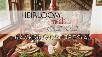 Heirloom Meals | Thanksgiving Special