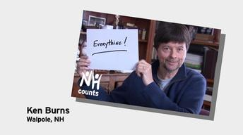 Ken Burns COUNTS on NHPTV!