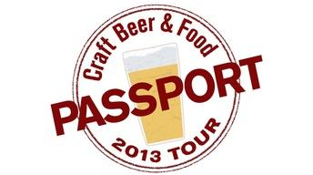 PASSPORT Craft Beer Event Tickets On Tap