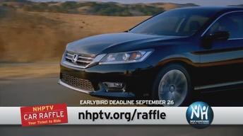 THE NHPTV CAR RAFFLE IS UNDERWAY