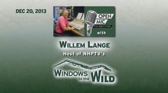 Willem Lange on WTSN's Open Mic
