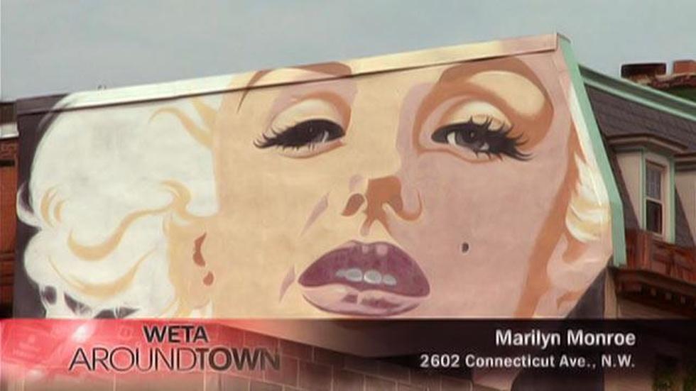 Murals Around DC image