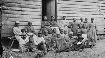 Lost Civil War History: Northern Virginia Contraband Camps