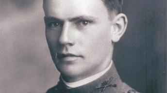 World War I Hero: Arlington's John Lyon