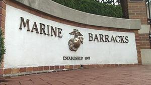 Marine Barracks Washington