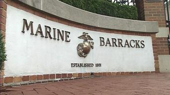 Marine Barracks Washington