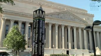 Finding Your Roots in Washington: National Archives