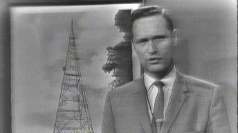 WETA's First Broadcast: A New Era (1961)