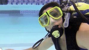Scuba Diving, Panning For Gold, Rock River WMA, Gillnetting