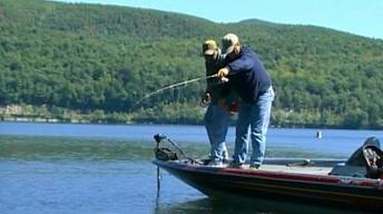 Sculling, Loon Recovery Program, Bass Fishing