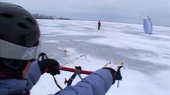 Salmon, Fish Sampling, Snowkiting (Episode 504)