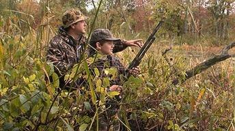Youth Waterfowl Weekend, Conservation Leaders