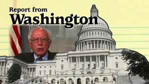 Report from Washington | Sen. Sanders | April 23, 2015