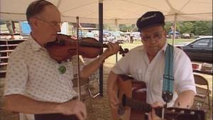Fiddle Contest/Contradance/Violin Repair/Lange